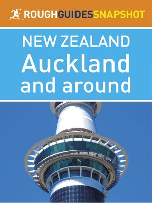 cover image of New Zealand - Auckland and around