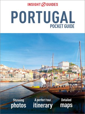 cover image of Insight Guides Pocket Portugal