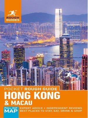 cover image of Pocket Rough Guide Hong Kong & Macau (Travel Guide eBook)