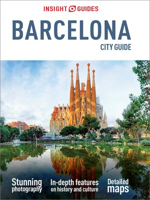 cover image of Insight Guides City Guide Barcelona
