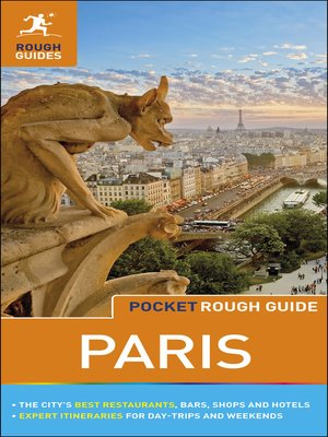 cover image of Pocket Rough Guide Paris