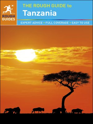 cover image of The Rough Guide to Tanzania