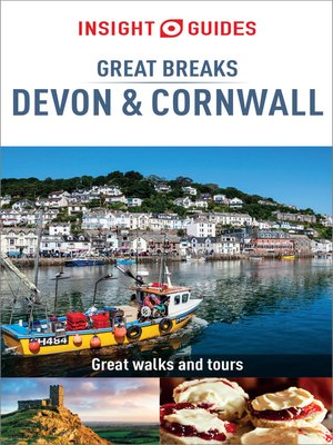 cover image of Insight Guides Great Breaks Devon & Cornwall (Travel Guide eBook)