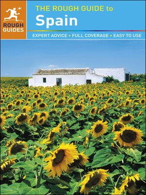cover image of The Rough Guide to Spain