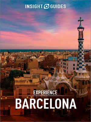 cover image of Insight Guides Experience Barcelona