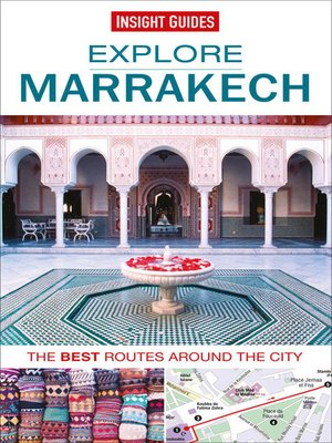 cover image of Insight Guides: Explore Marrakech
