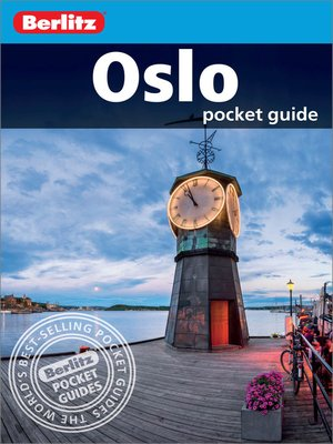 cover image of Berlitz Pocket Guide Oslo
