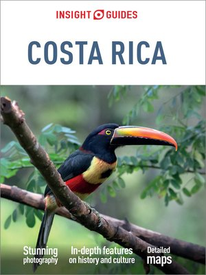 cover image of Insight Guides Costa Rica (Travel Guide eBook)