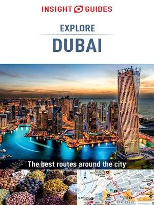 cover image of Insight Guides: Explore Dubai