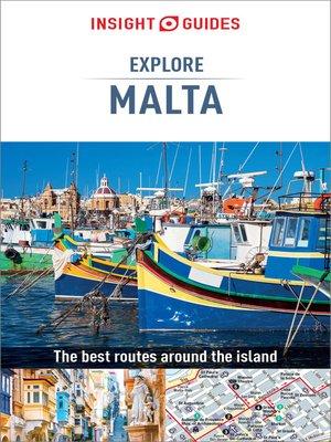 cover image of Insight Guides Explore Malta (Travel Guide eBook)