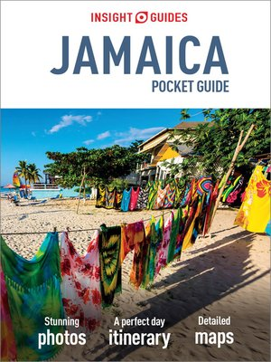 cover image of Insight Guides Pocket Jamaica (Travel Guide eBook)