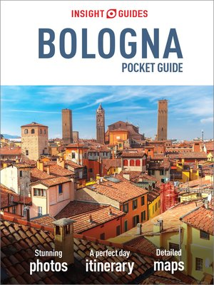 cover image of Insight Guides Pocket Bologna (Travel Guide eBook)