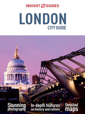 cover image of Insight Guides: London City Guide