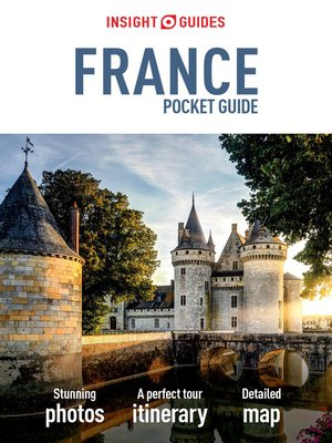 cover image of Insight Guides: Pocket France