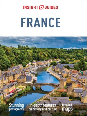 cover image of Insight Guides France (Travel Guide eBook)
