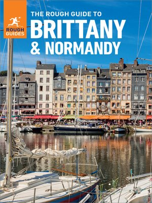 cover image of The Rough Guide to Brittany & Normandy (Travel Guide eBook)