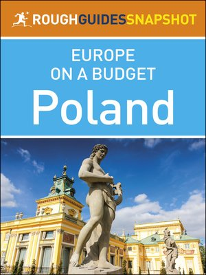 cover image of Rough Guides Snapshots Europe on a Budget - Poland