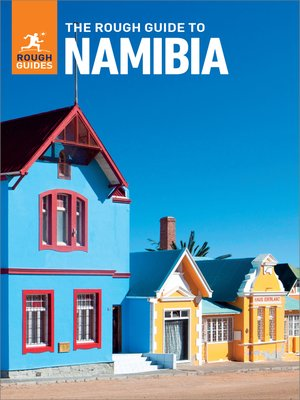 cover image of The Rough Guide to Namibia (Travel Guide eBook)