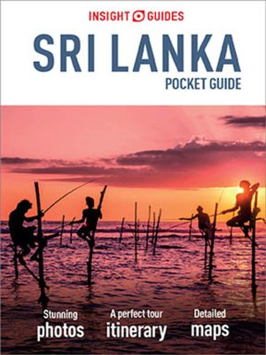 cover image of Insight Guides Pocket Sri Lanka (Travel Guide eBook)
