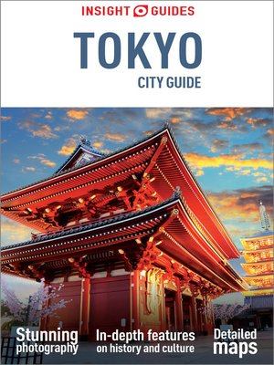 cover image of Insight Guides City Guide Tokyo (Travel Guide eBook)