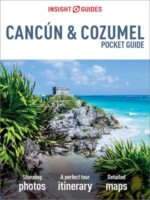 cover image of Insight Guides Pocket Cancun & Cozumel