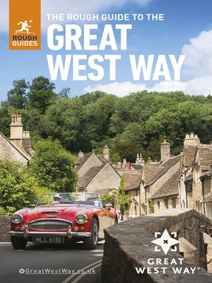 cover image of The Rough Guide to the Great West Way (Travel Guide eBook)