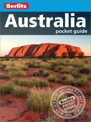 cover image of Berlitz Pocket Guide Australia