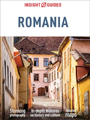 cover image of Insight Guides Romania (Travel Guide eBook)