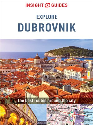 cover image of Insight Guides: Explore Dubrovnik - Dubrovnik Guide Book