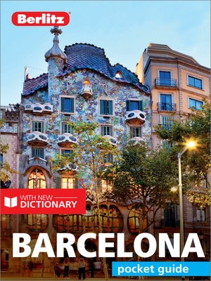 cover image of Berlitz Pocket Guide Barcelona (Travel Guide eBook)