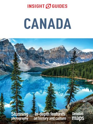 cover image of Insight Guides Canada