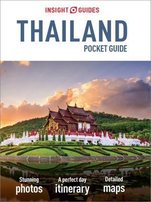cover image of Insight Guides Pocket Thailand