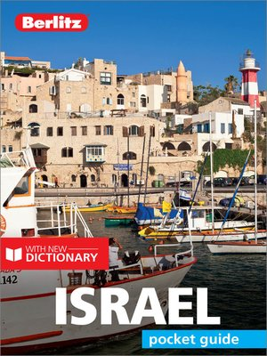 cover image of Berlitz Pocket Guide Israel (Travel Guide eBook)