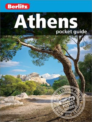 cover image of Berlitz Pocket Guide Athens