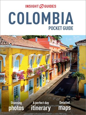 cover image of Insight Guides Pocket Colombia (Travel Guide eBook)