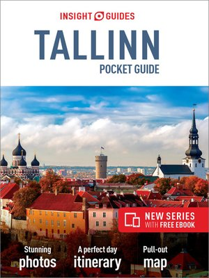 cover image of Insight Guides Pocket Tallinn