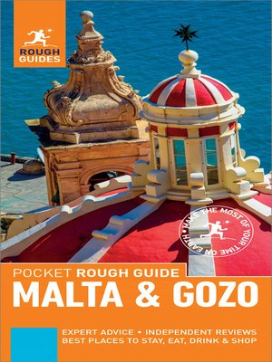 cover image of Pocket Rough Guide Malta & Gozo (Travel Guide eBook)