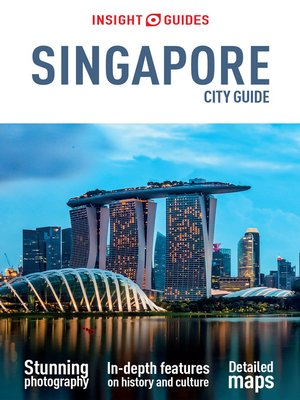 cover image of Insight Guides: Singapore City Guide