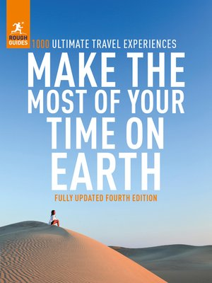cover image of Make the Most of Your Time on Earth 4