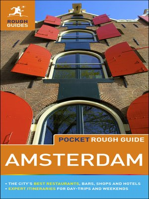 cover image of Pocket Rough Guide Amsterdam