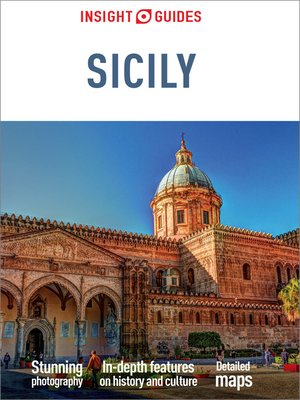 cover image of Insight Guides Sicily (Travel Guide eBook)