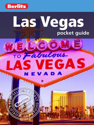 cover image of Berlitz: Las Vegas Pocket Guide