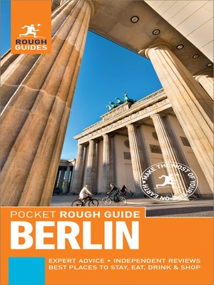 cover image of Pocket Rough Guide Berlin (Travel Guide eBook)