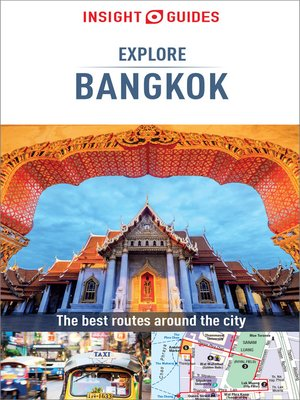 cover image of Insight Guides Explore Bangkok (Travel Guide eBook)