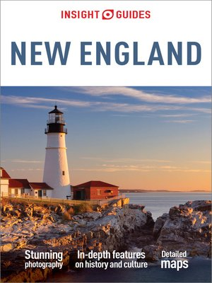 cover image of Insight Guides New England