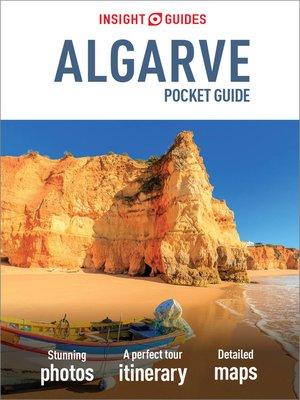 cover image of Insight Guides Pocket Algarve (Travel Guide eBook)