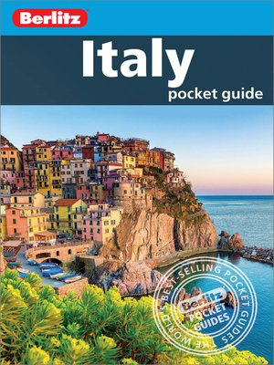 cover image of Berlitz Pocket Guide Italy