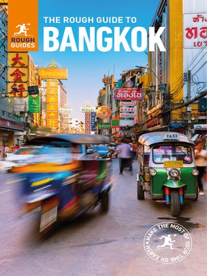 cover image of The Rough Guide to Bangkok (Travel Guide eBook)