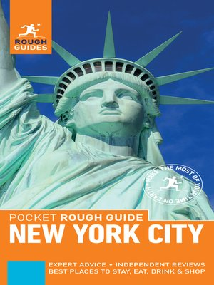 cover image of Pocket Rough Guide New York City (Travel Guide eBook)