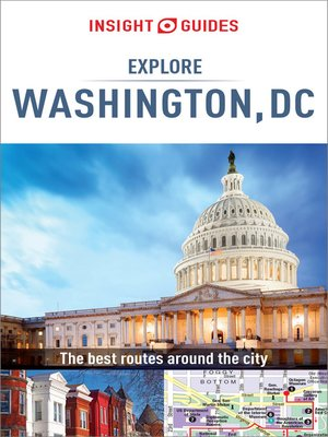 cover image of Insight Guides Explore Washington